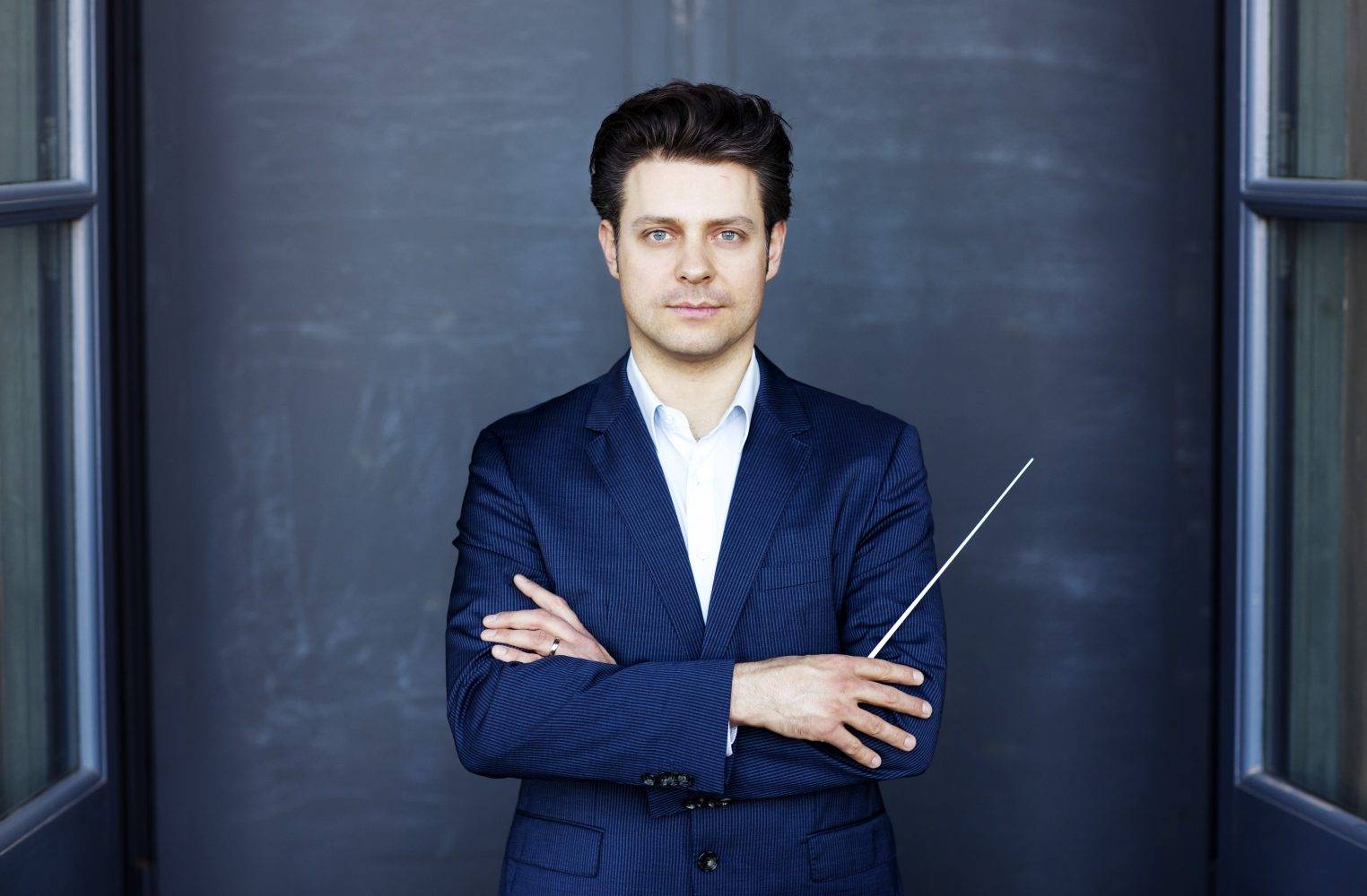 Joseph Bastian conducts the Gstaad Festival Orchestra on tour in Germany 1