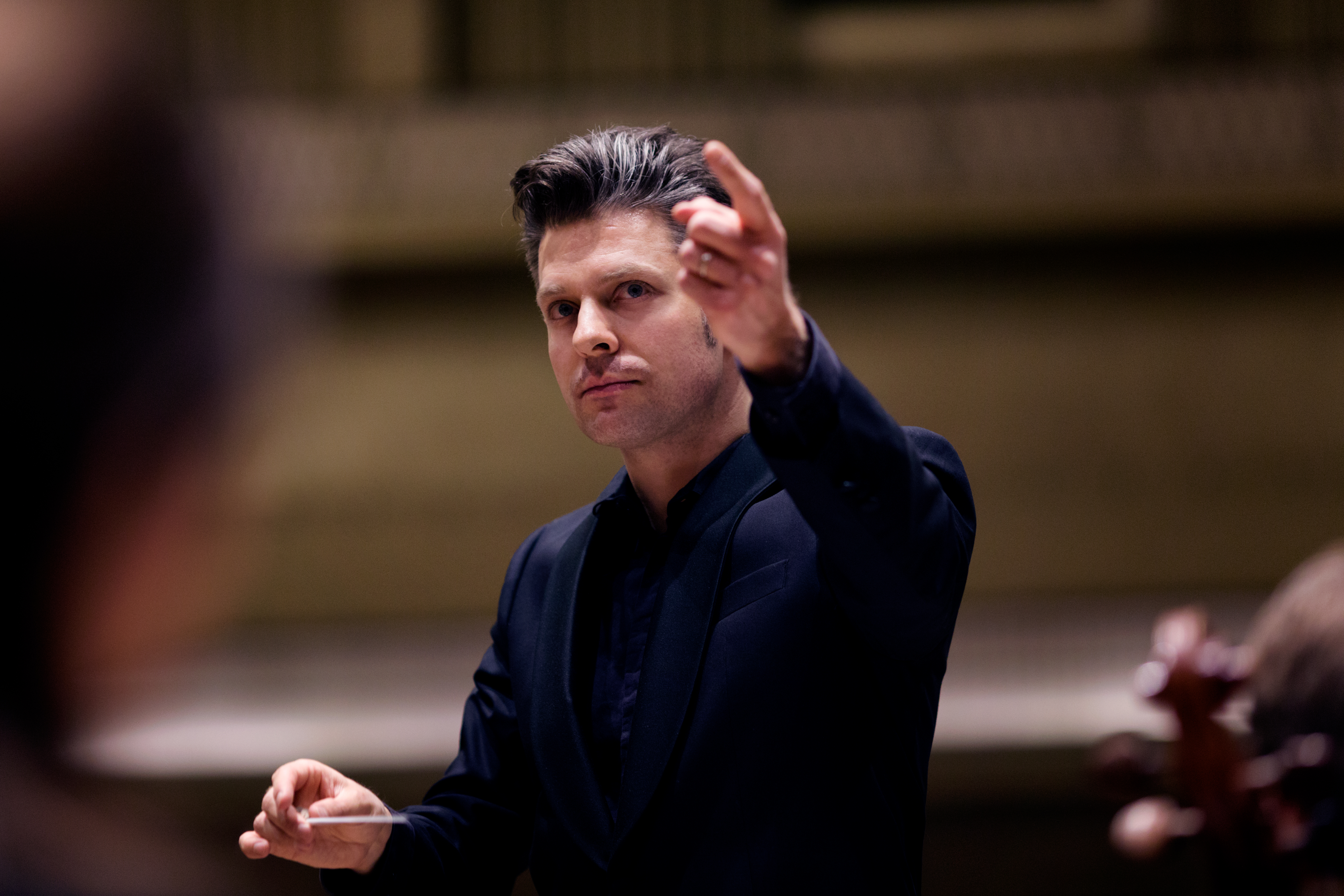 Joseph Bastian debuts with the Bavarian Youth Orchestra 2