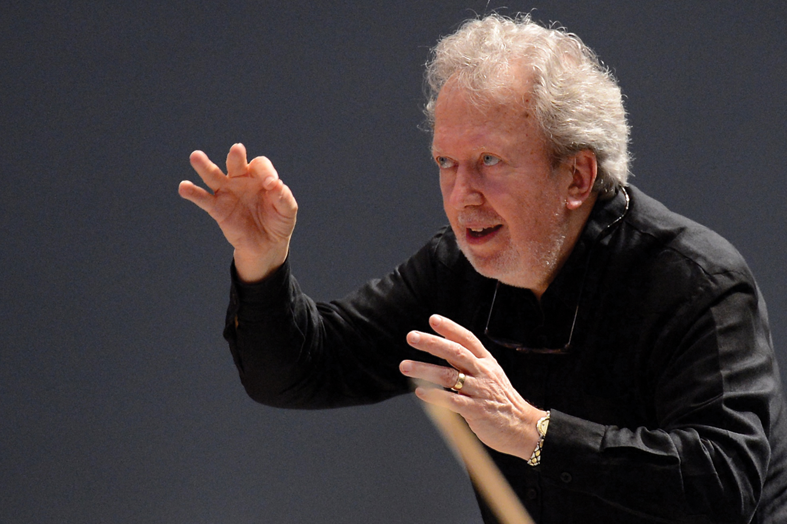 Berlioz expert John Nelson debuts with the St Petersburg Philharmonic 1