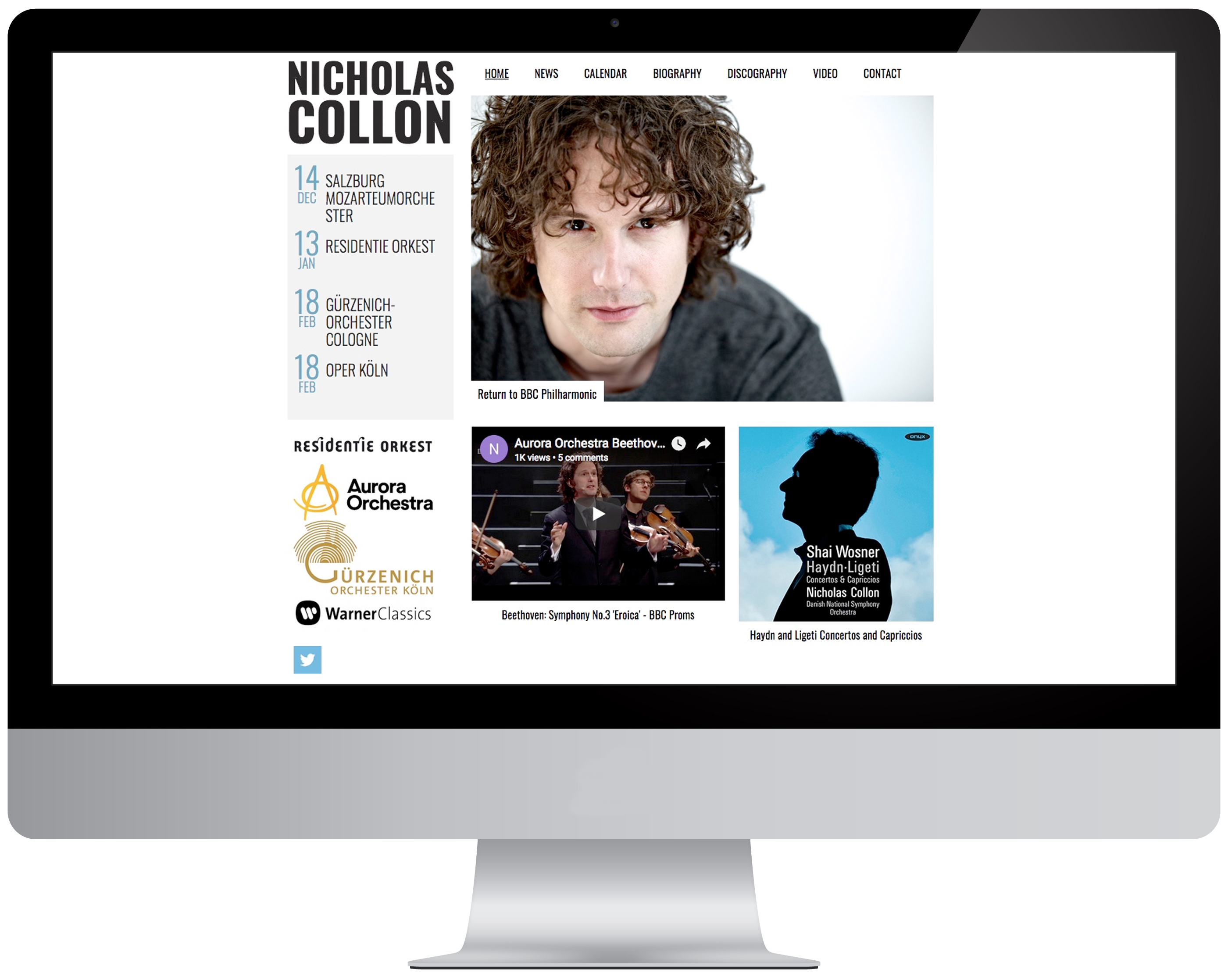 Video Production and Website Design Services for Musicians 29