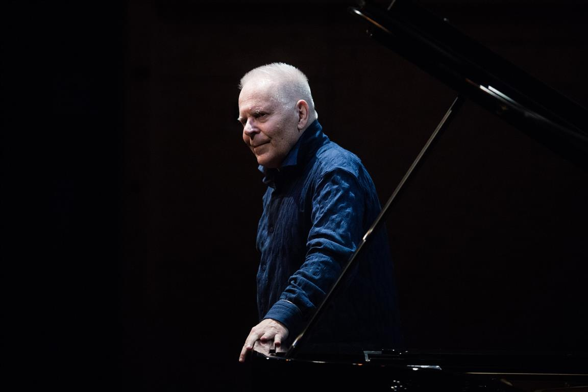 Stephen Kovacevich at the Wigmore Hall 1