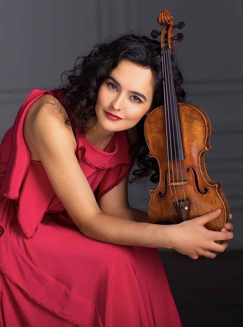 Alena Baeva & Macedonian Philharmonic Orchestra 4