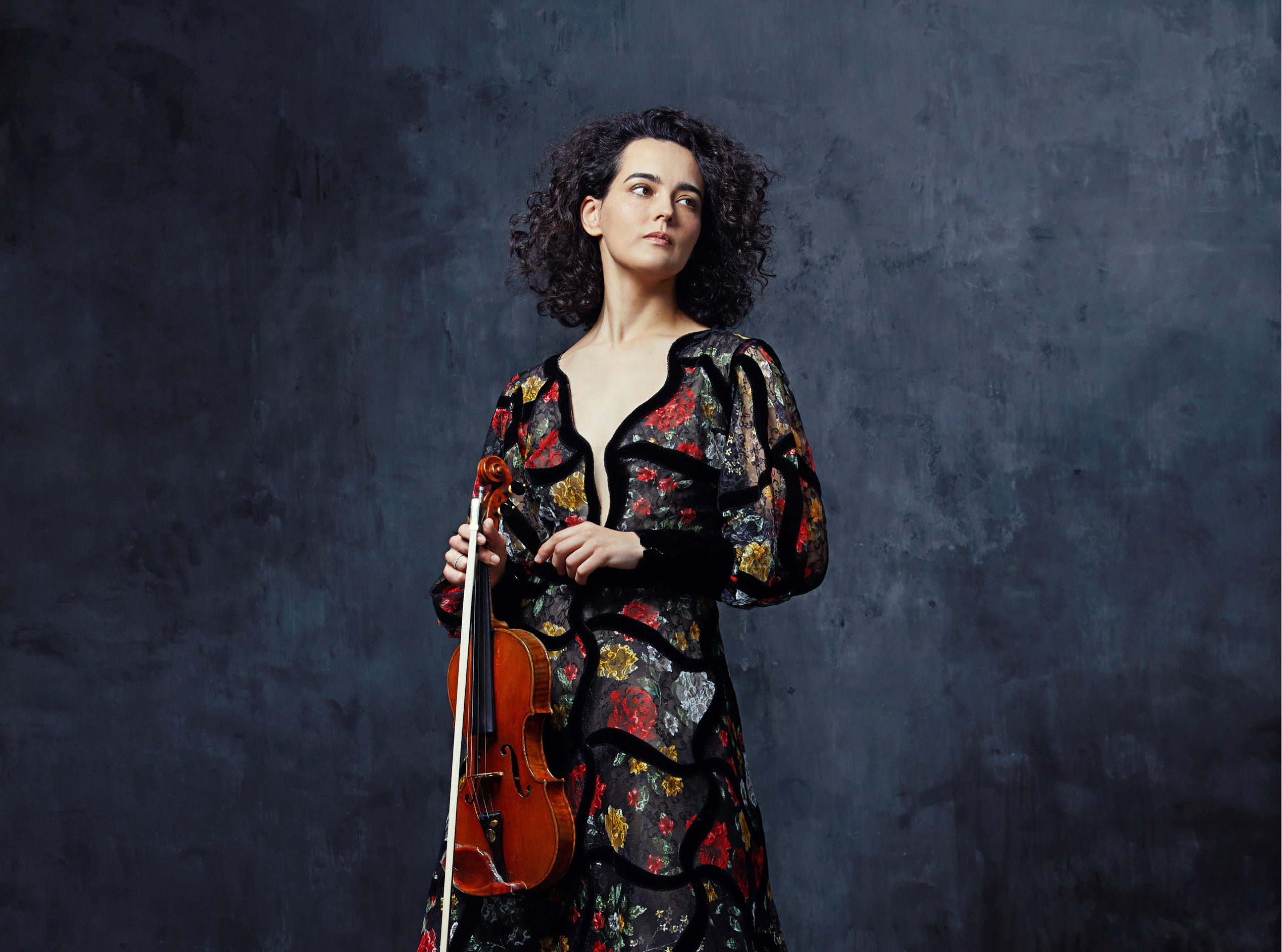 Alena Baeva returns to Orchestre National d'Île de France 1