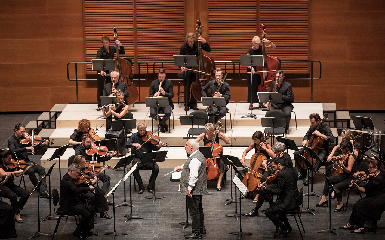 Orchestral Touring 7