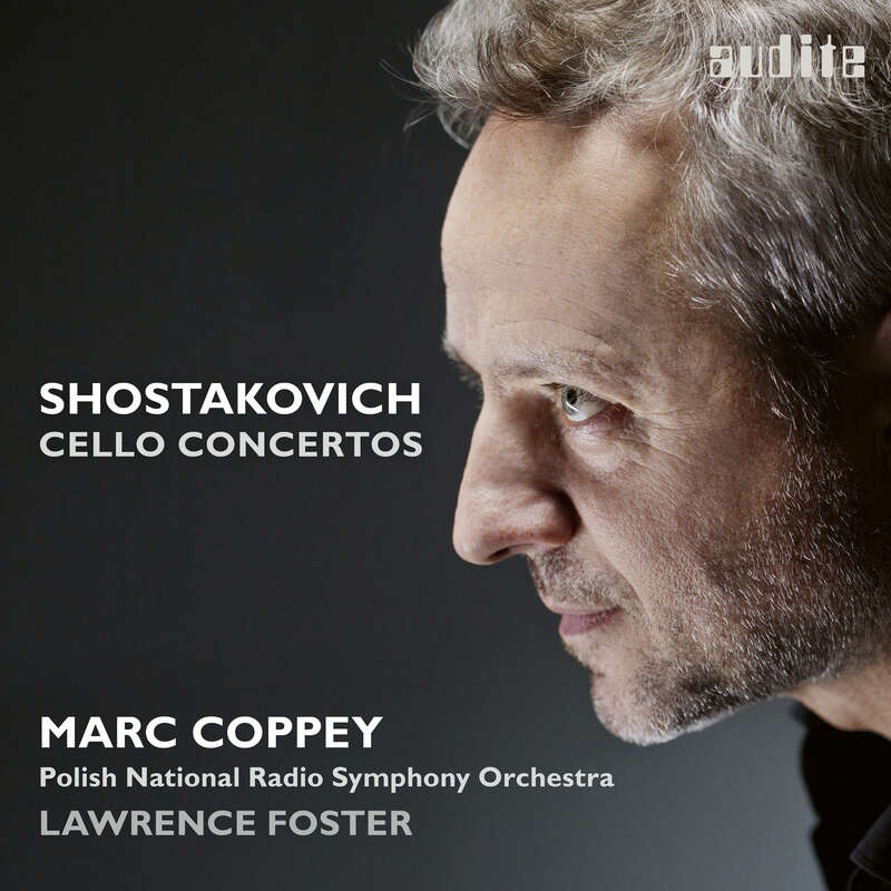 Marc Coppey: The Shostakovich Project 3